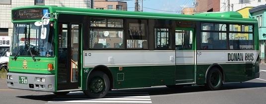 道南バスの西工 4題_e0030537_01523909.jpg