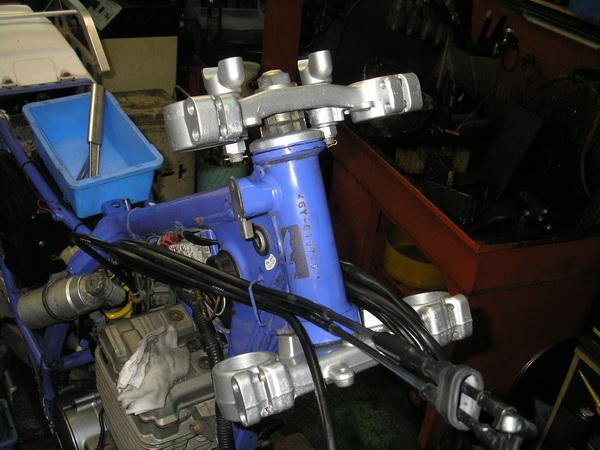 YAMAHA TT250R 中古販売車の整備_e0218639_12503250.jpg