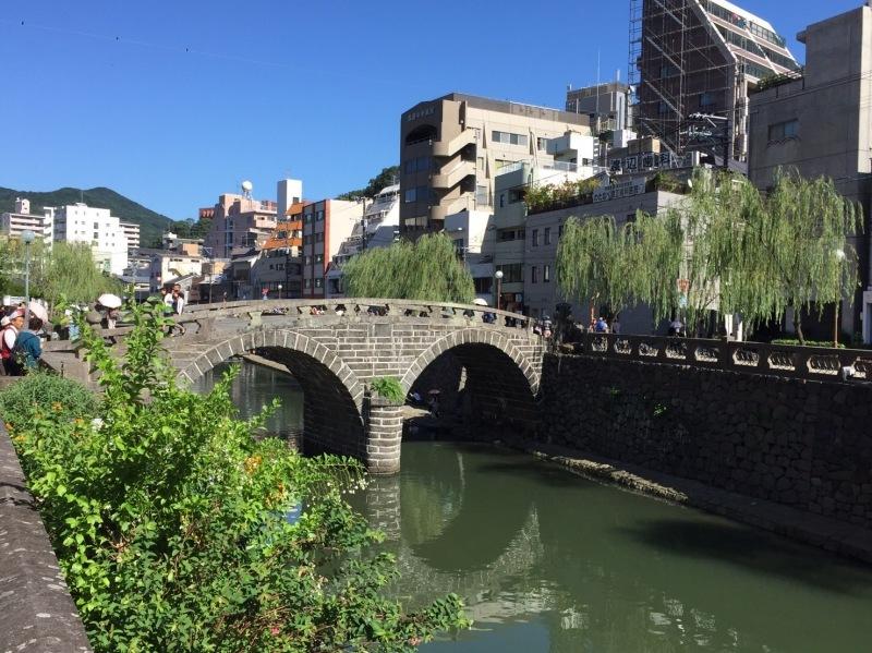 眼鏡橋と龍踊り_b0305770_17445947.jpg