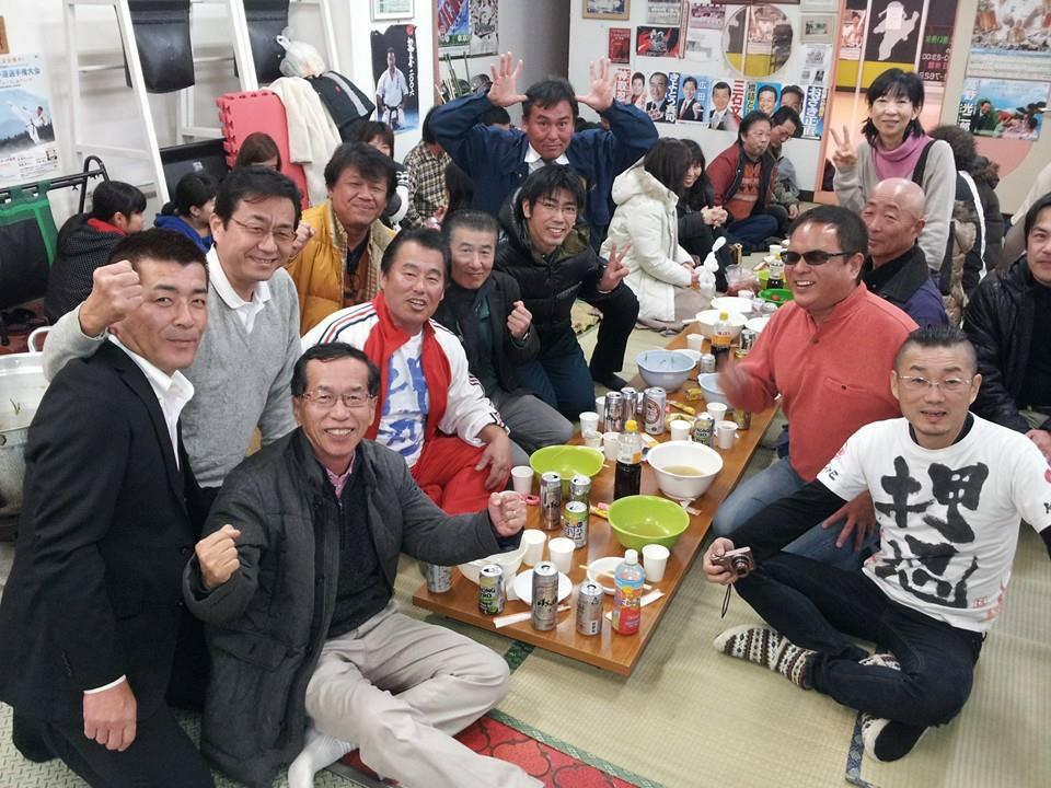 12月30日、82回目の「大山倍達総裁伝統の鳥の水炊き会」開催決定!!_c0186691_1717556.jpg
