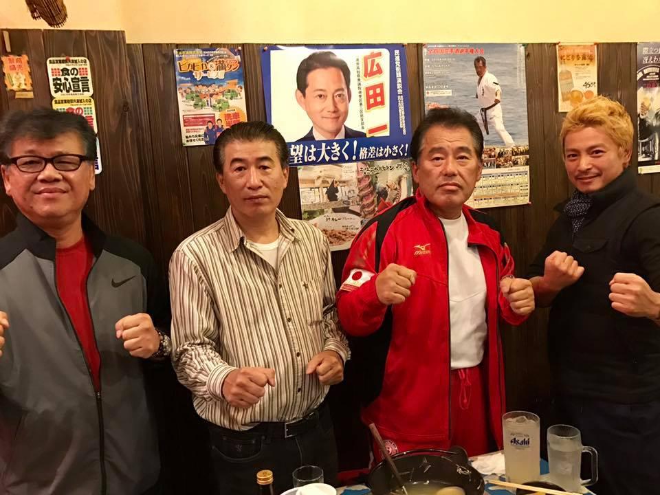 12月30日、82回目の「大山倍達総裁伝統の鳥の水炊き会」開催決定!!_c0186691_1719346.jpg