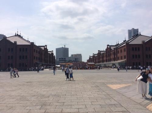 ぶらり横浜 その5 みなと横浜 赤レンガ倉庫 その5_e0021092_11124257.jpg
