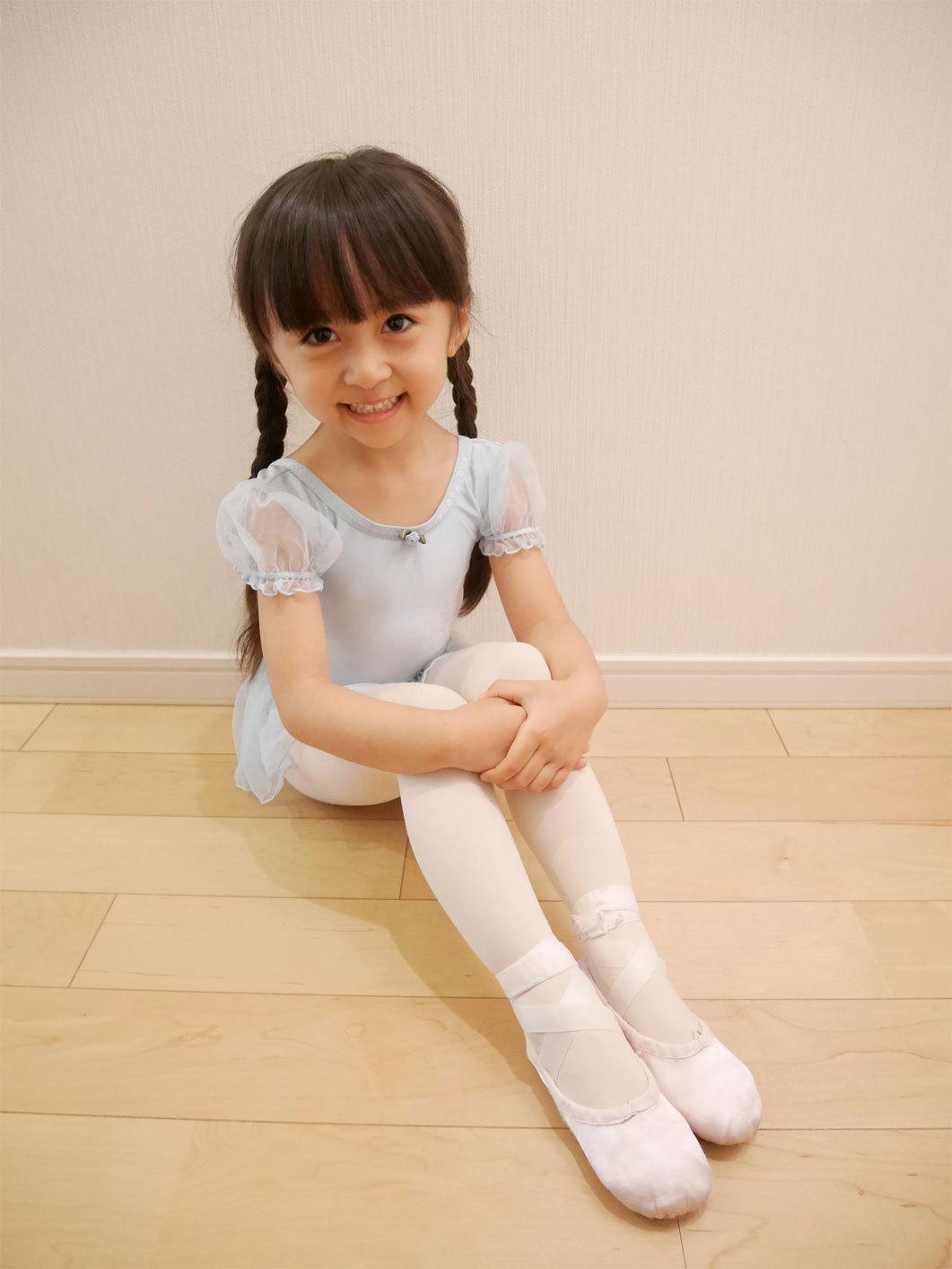 娘っこ、バレエの個人Lessonを開始☆_d0224894_15235813.jpg