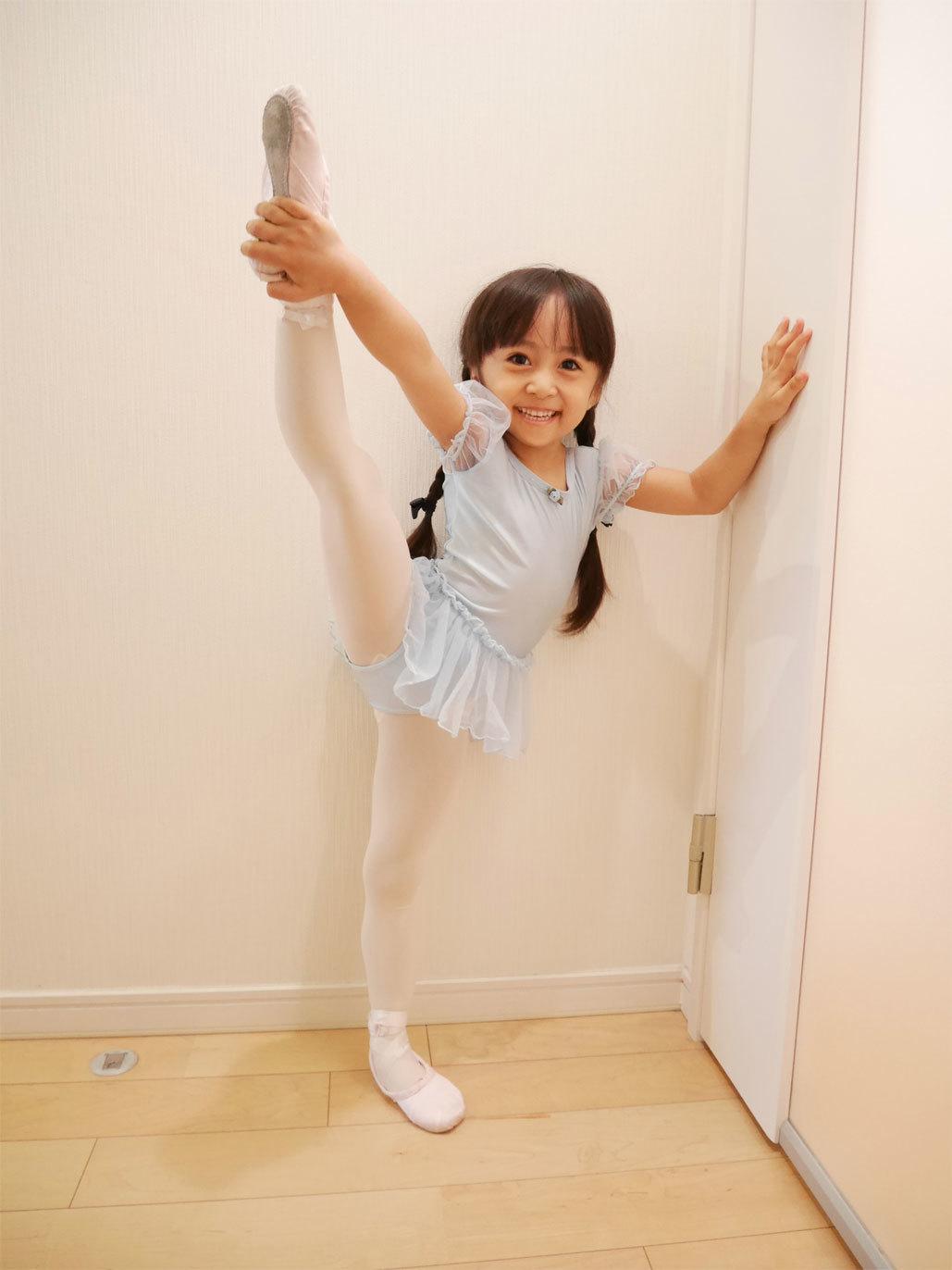 娘っこ、バレエの個人Lessonを開始☆_d0224894_15240561.jpg