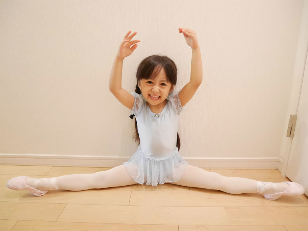 娘っこ、バレエの個人Lessonを開始☆_d0224894_15241994.jpg