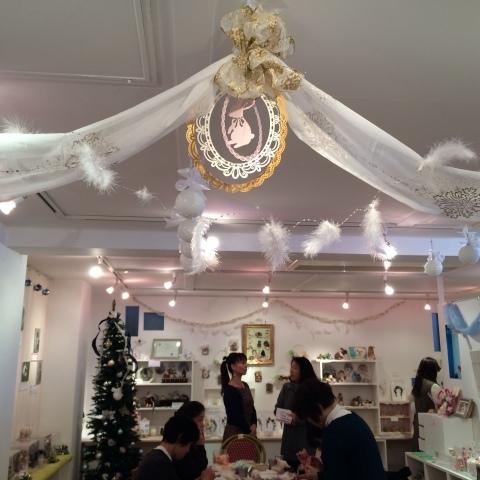 畑牧子さんの出版記念作品展『リアルかわいい羊毛フェルトのうさぎ』@南青山Gallery Paletteへ_a0157409_14501200.jpeg