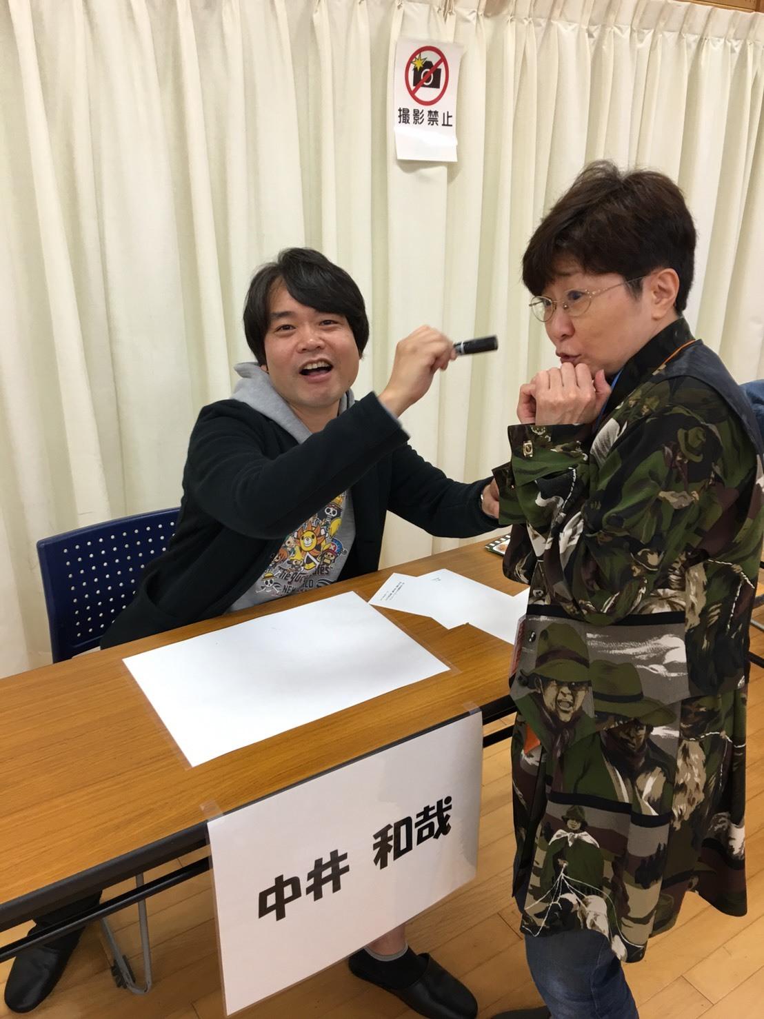 日俳連チャリティーイベント②_a0163623_21283177.jpg