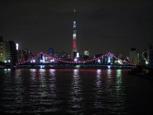 2016.11.18スカイツリーと清洲橋(隅田大橋)_e0321032_15385310.jpg
