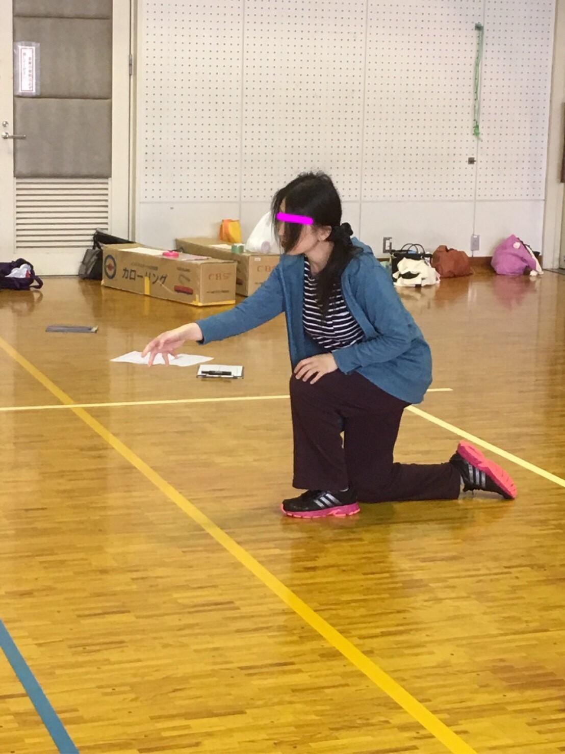 2016年11月カローリング&バトミントン練習会_c0150273_03421718.jpg