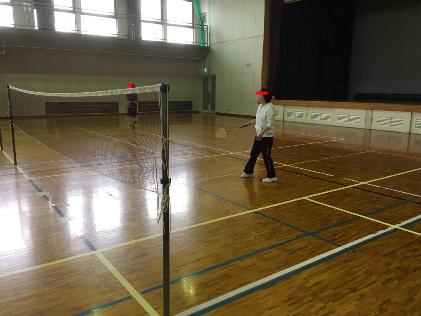 2016年11月カローリング&バトミントン練習会_c0150273_04005251.jpg