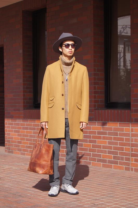Brown & Grey - Coat Style._f0020773_18432497.jpg