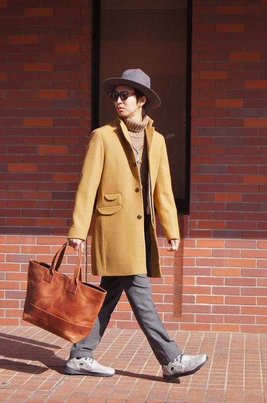 Brown & Grey - Coat Style._f0020773_1984516.jpg