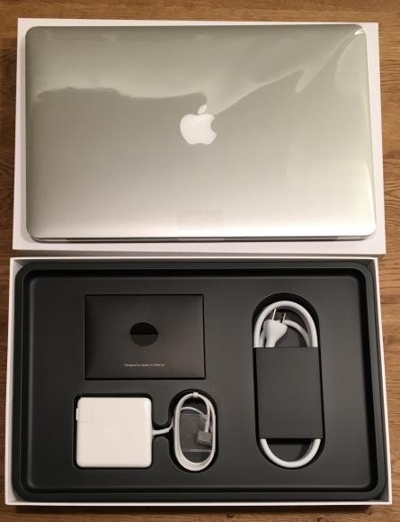 MacBook pro Retine15インチ !_d0162179_16213577.jpg