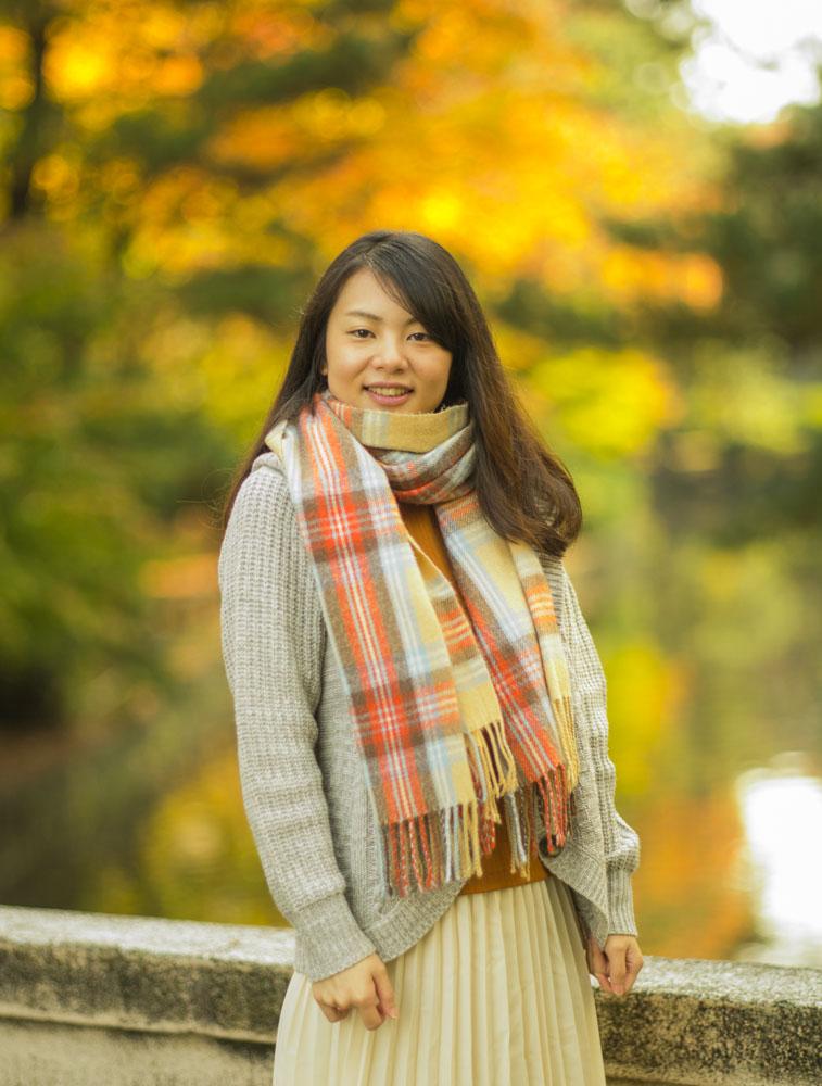 紅葉で色ずく名城公園AM9時_c0150383_15485731.jpg
