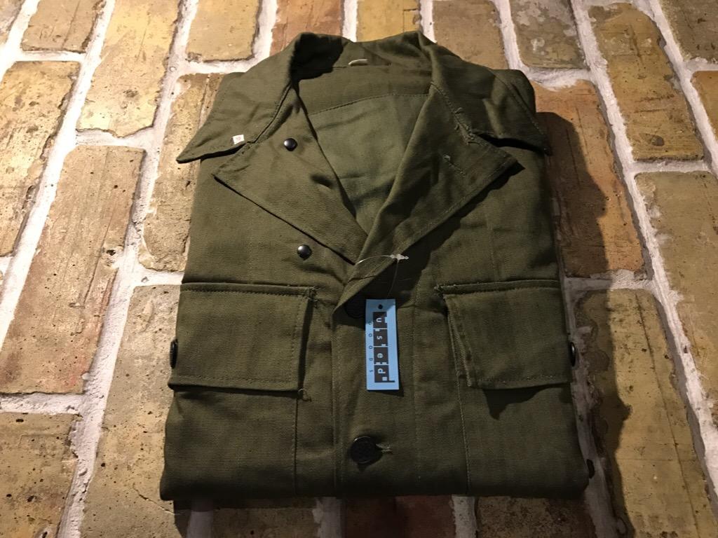 神戸店11/23(水)ヴィンテージ&スーペリア入荷!#2 US.Army Part2! WWⅠM-1916,DeadStock M-43HBT Shirt!!!_c0078587_2011121.jpg