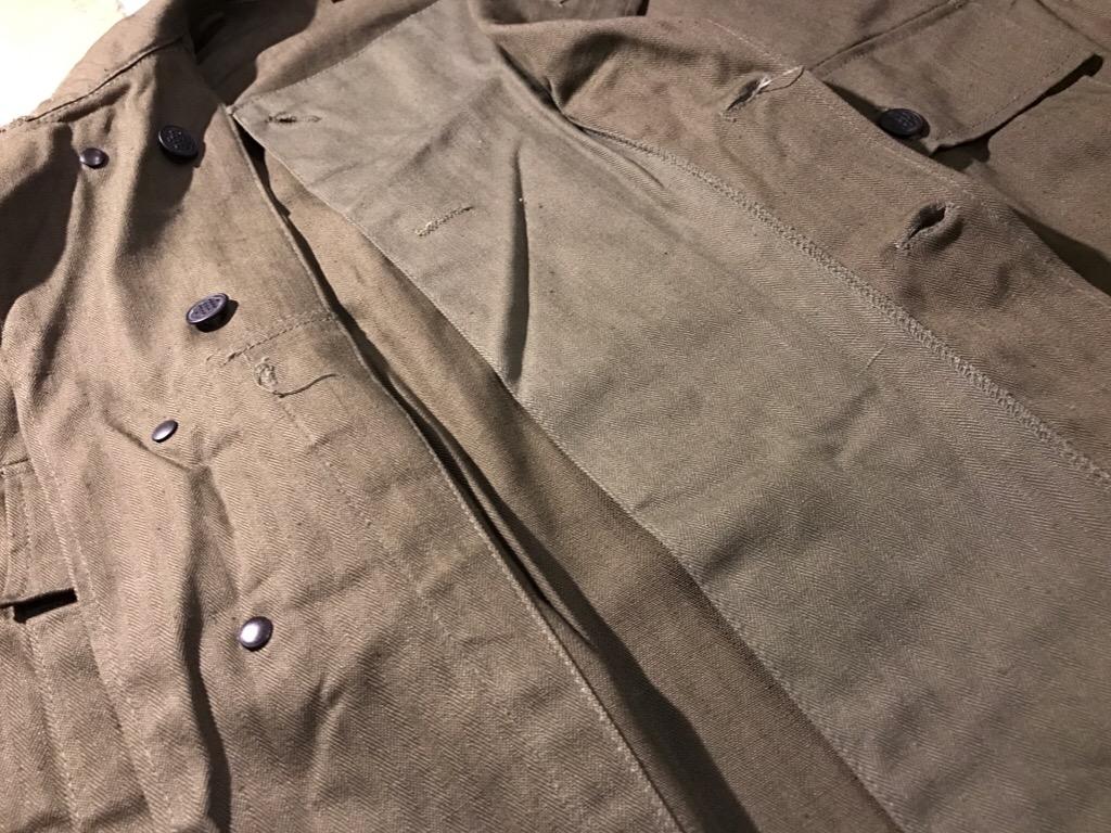神戸店11/23(水)ヴィンテージ&スーペリア入荷!#2 US.Army Part2! WWⅠM-1916,DeadStock M-43HBT Shirt!!!_c0078587_20124081.jpg