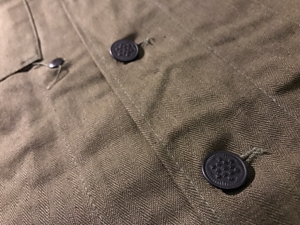 神戸店11/23(水)ヴィンテージ&スーペリア入荷!#2 US.Army Part2! WWⅠM-1916,DeadStock M-43HBT Shirt!!!_c0078587_20125712.jpg