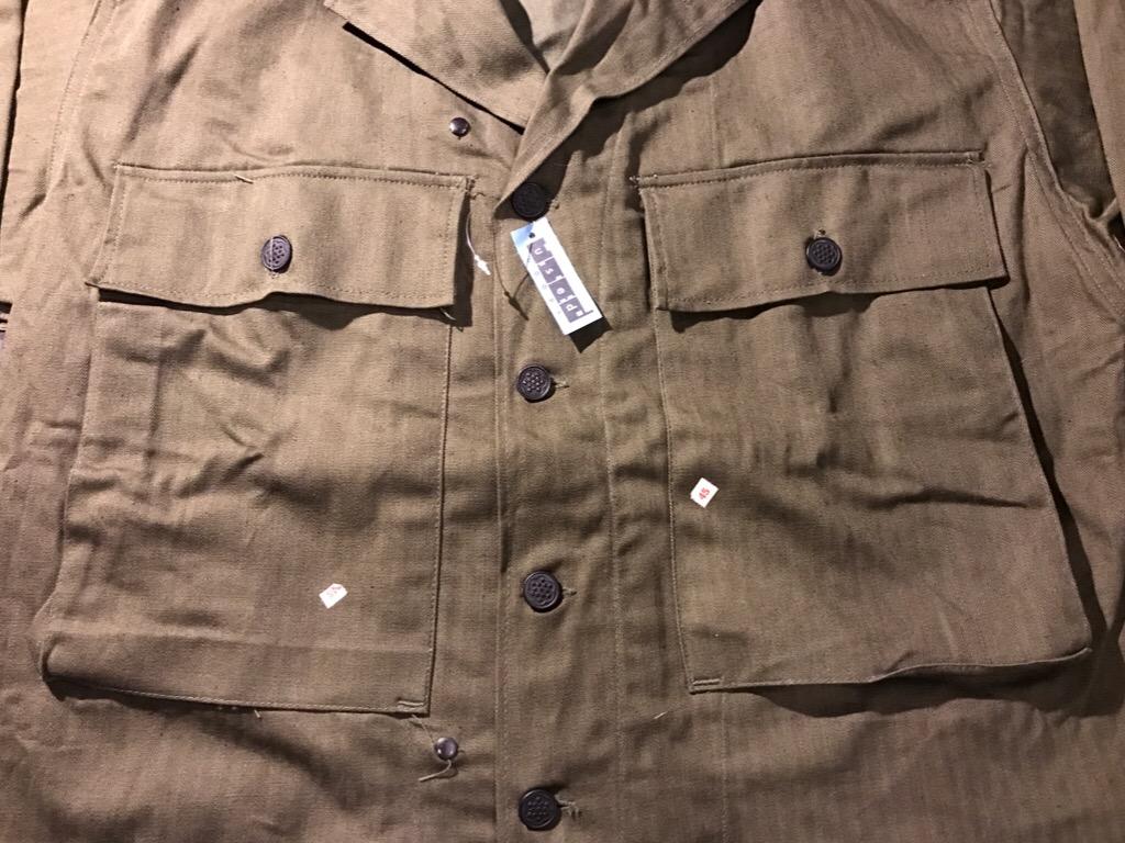 神戸店11/23(水)ヴィンテージ&スーペリア入荷!#2 US.Army Part2! WWⅠM-1916,DeadStock M-43HBT Shirt!!!_c0078587_20135797.jpg