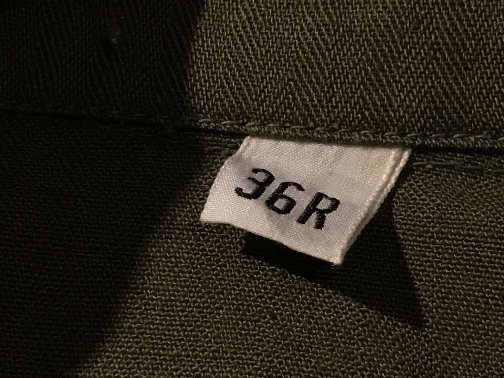 神戸店11/23(水)ヴィンテージ&スーペリア入荷!#2 US.Army Part2! WWⅠM-1916,DeadStock M-43HBT Shirt!!!_c0078587_2013868.jpg