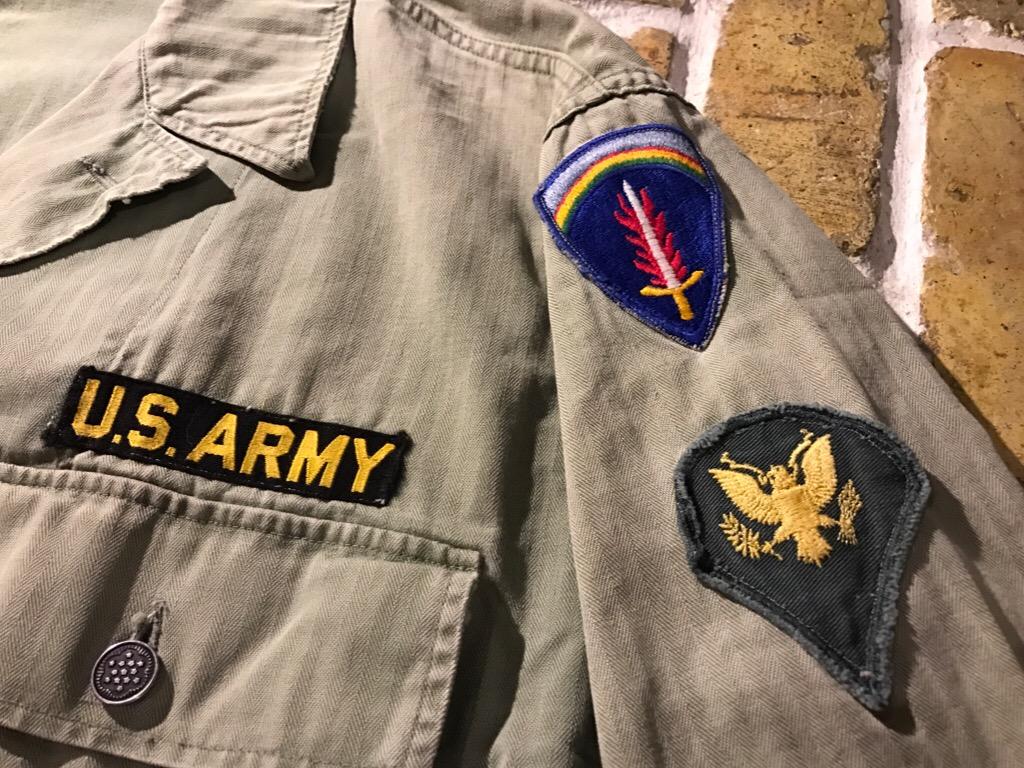 神戸店11/23(水)ヴィンテージ&スーペリア入荷!#2 US.Army Part2! WWⅠM-1916,DeadStock M-43HBT Shirt!!!_c0078587_20155192.jpg