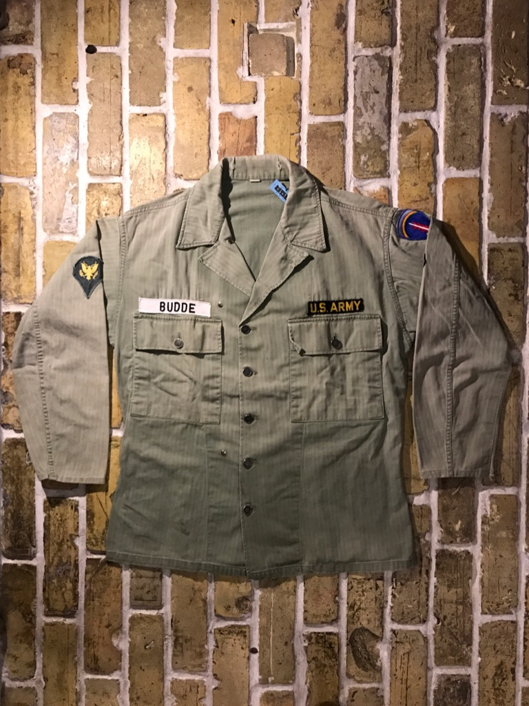 神戸店11/23(水)ヴィンテージ&スーペリア入荷!#2 US.Army Part2! WWⅠM-1916,DeadStock M-43HBT Shirt!!!_c0078587_201569.jpg