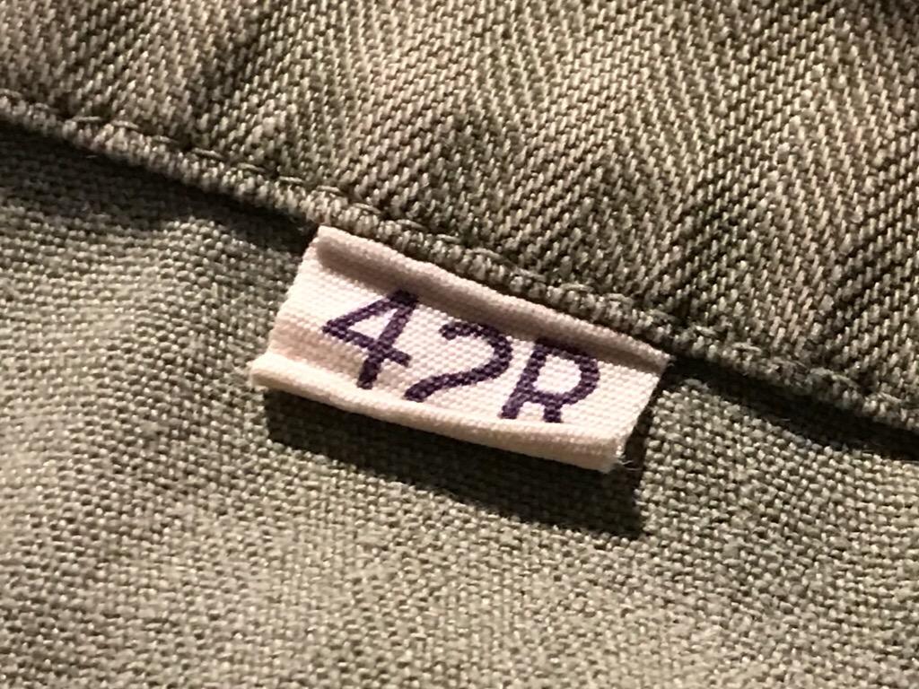 神戸店11/23(水)ヴィンテージ&スーペリア入荷!#2 US.Army Part2! WWⅠM-1916,DeadStock M-43HBT Shirt!!!_c0078587_20163012.jpg