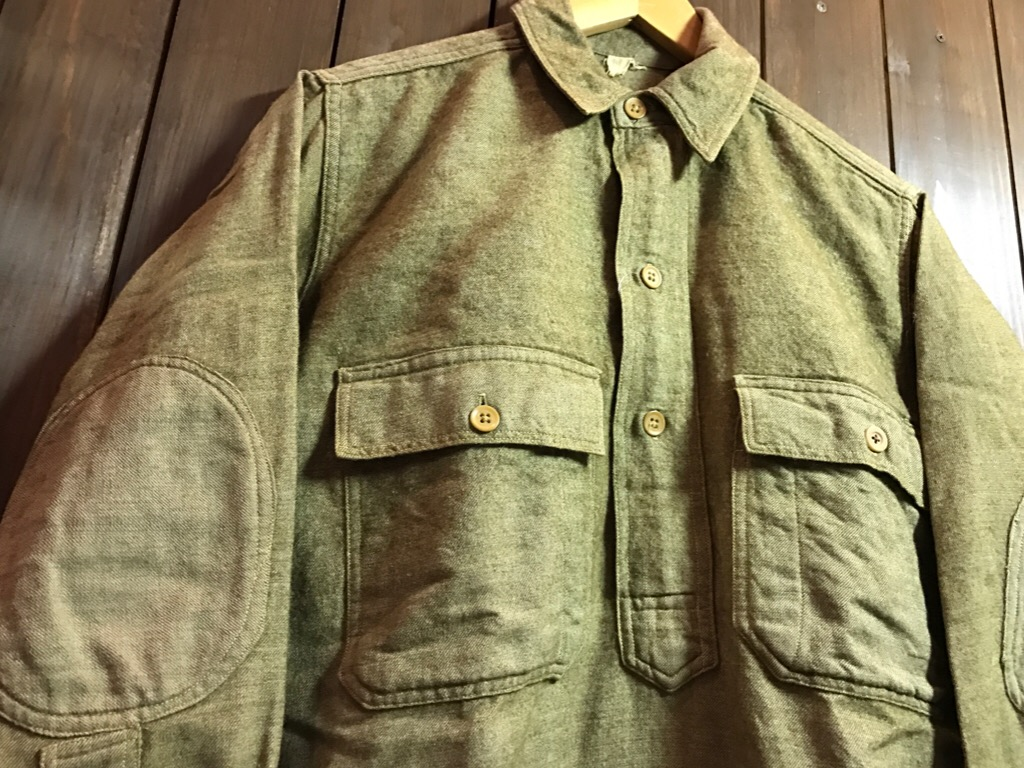 神戸店11/23(水)ヴィンテージ&スーペリア入荷!#2 US.Army Part2! WWⅠM-1916,DeadStock M-43HBT Shirt!!!_c0078587_20212463.jpg