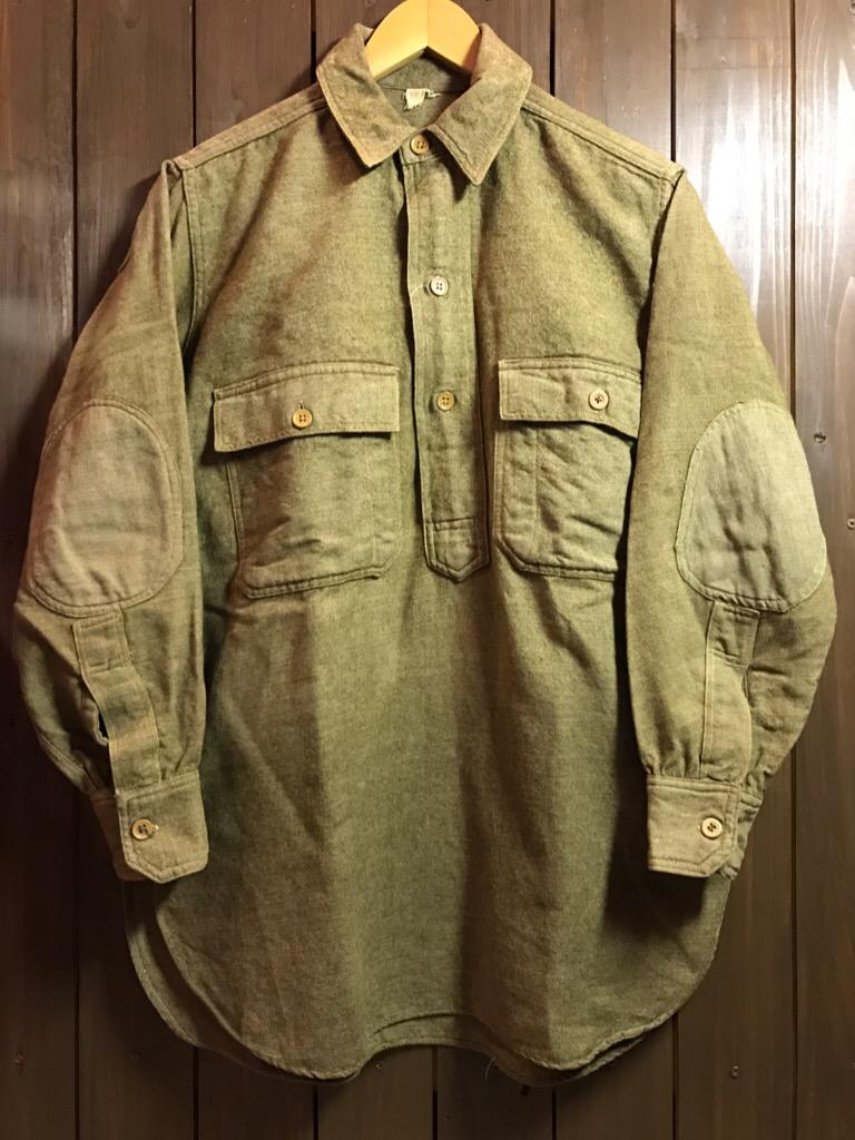 神戸店11/23(水)ヴィンテージ&スーペリア入荷!#2 US.Army Part2! WWⅠM-1916,DeadStock M-43HBT Shirt!!!_c0078587_20214380.jpg