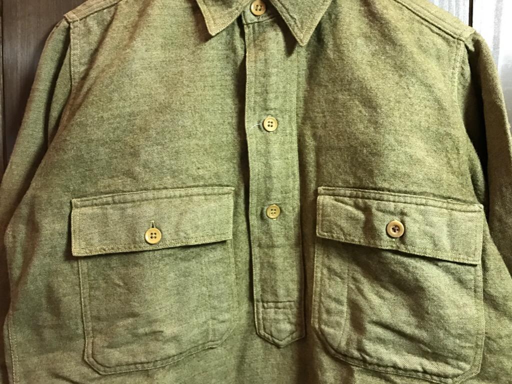 神戸店11/23(水)ヴィンテージ&スーペリア入荷!#2 US.Army Part2! WWⅠM-1916,DeadStock M-43HBT Shirt!!!_c0078587_20232838.jpg
