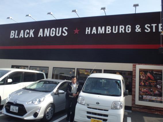 HAMBURG&STEAK 炭火焼 ONE  伊丹瑞穂店_c0118393_8443731.jpg