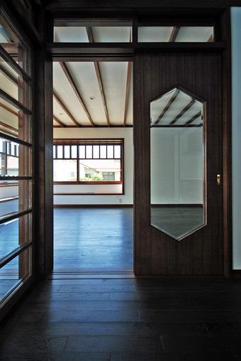 台の家とクレーガラス その2_c0195909_13384597.jpg