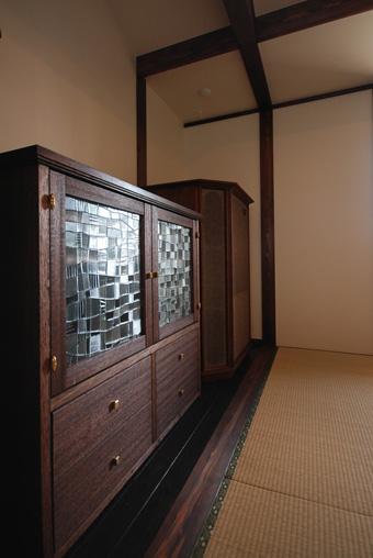 台の家とクレーガラス その2_c0195909_13392585.jpg