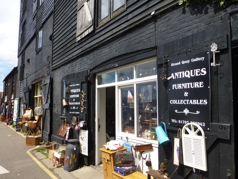 ロンドン旅行記-RYE編 【Antique Shops】_e0237625_15515728.jpg