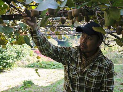 旬援隊のオリジナルブランド商品と、『原木しいたけ』の2年後の収穫へ向け伐採作業_a0254656_14424515.jpg