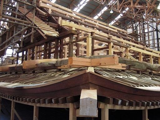 文化財建造物の保存修理 仁和寺観音堂 2016年11月6日_a0164068_14341959.jpg