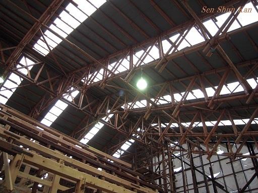 文化財建造物の保存修理 仁和寺観音堂 2016年11月6日_a0164068_15032987.jpg