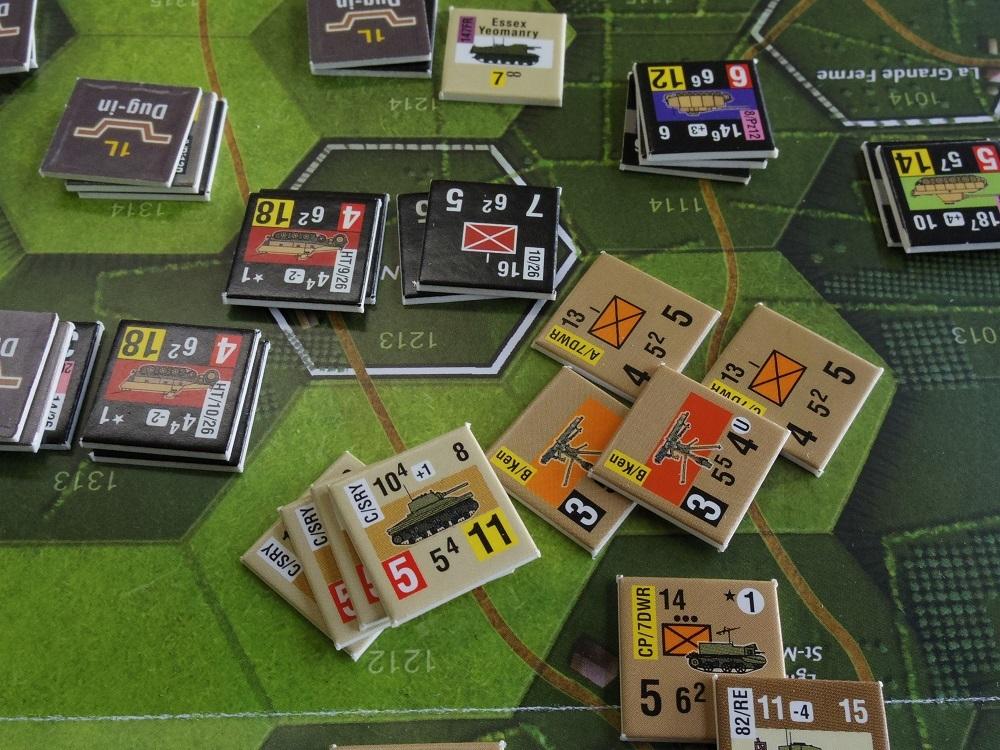 なんやかんや今期一番だったかもしれん・・オペ・ドン➊シナリオ18.T11『Breakthrough』          18.14『Battle for La Ferme St.Nicolas』_b0173672_19452142.jpg