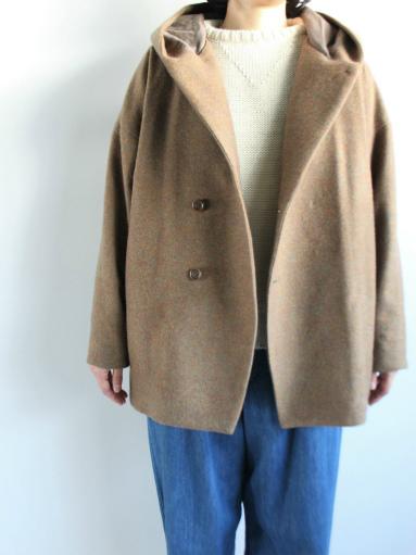 ASEEDONCLOUD Hooded Coat_b0139281_16533083.jpg