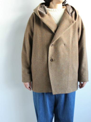 ASEEDONCLOUD Hooded Coat_b0139281_1653852.jpg