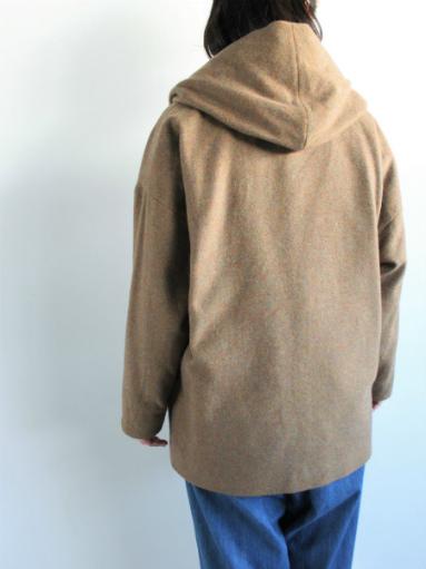 ASEEDONCLOUD Hooded Coat_b0139281_1654155.jpg