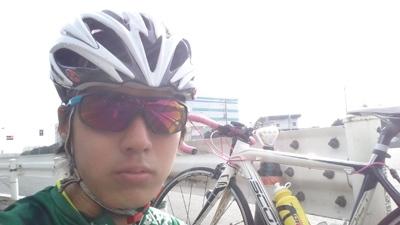金栄堂サポート:日本大学自転車競技部・大浦尭選手 Fact®インプレッション!_c0003493_11180819.jpg