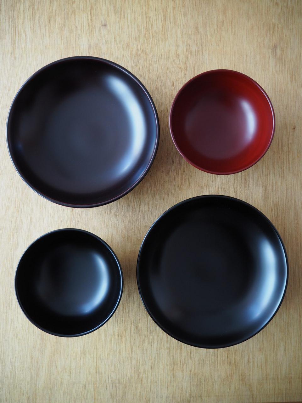 小林さんのカレー皿で_b0206421_1721869.jpg
