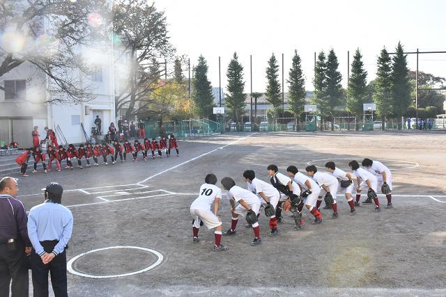 東京都中学生 準決勝戦_b0249247_22443249.jpg