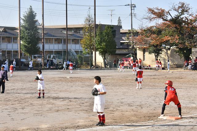東京都中学生 準決勝戦_b0249247_2247183.jpg