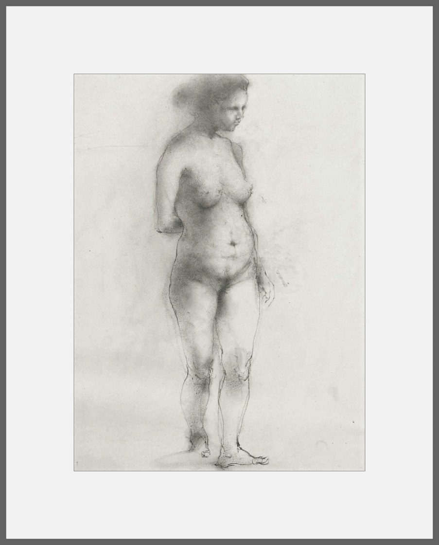 《 裸婦素描 》_f0159856_14243704.jpg