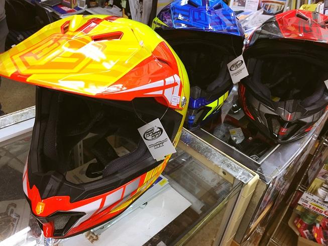キッズサイズのHJCヘルメットが各色入荷しました!_f0062361_17262920.jpg