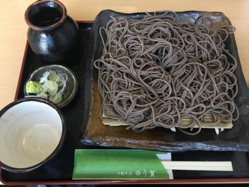札幌で食べた10割蕎麦⭐️_c0151965_00014978.jpg