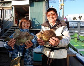 アニソン釣り部カワハギ釣行_f0204368_22382438.jpg