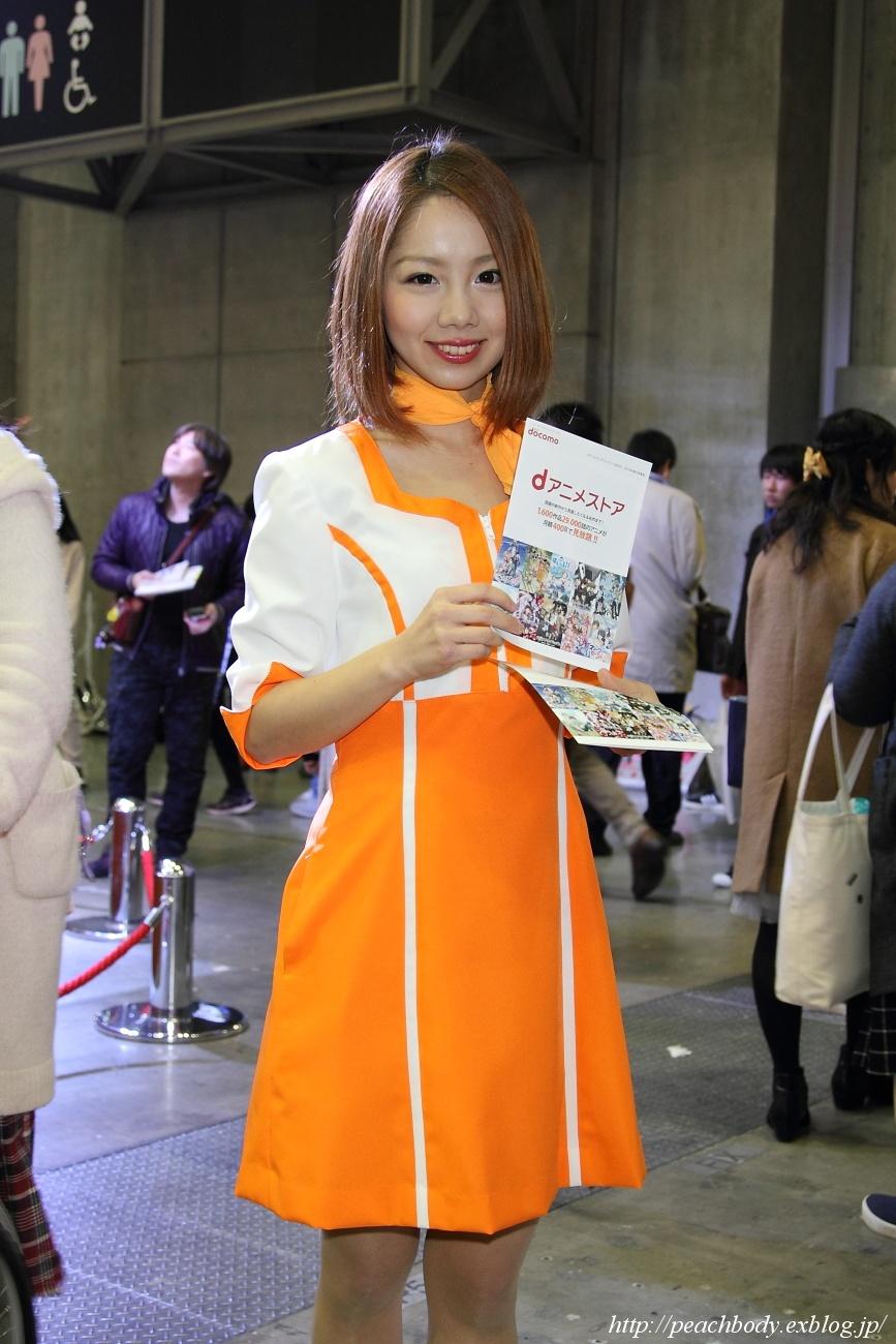 甲良里紗 さん(dアニメストア ブース)_c0215885_2129172.jpg