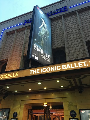 English National Ballet, Akram KhanのGiselle_f0238789_1424178.jpg